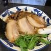 奔放 - 料理写真:正油ラーメン780円