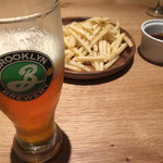 マウカキッチン - ブルックリンのビールとコレだけで帰れる