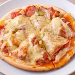 ブッチャーズキッチン - メキシカンピザ