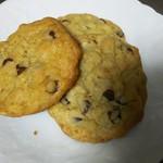 クレアホーム&ガーデン - オートミールチョコチップクッキー