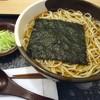 蕎麦丸 - 料理写真:「かけそば」400円也。税込。