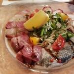 君想ふ暮らし - 産地直送 鮮魚のカルパッチョ