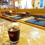 タサニー - 2017年9月 ランチの食後のコーヒー
