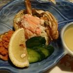 仄香 - こうばこ蟹