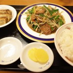 定食や中華そば 代一元 -