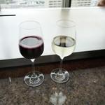 ステーキハウス ミディアムレア - ノンアルコールワイン