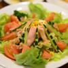 マルシェ - 料理写真:ディナーセットのサラダ