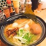 鮮魚鶏出汁麺 沢むら - 鮮魚出汁麺