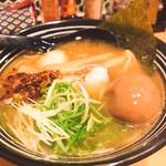鮮魚鶏出汁麺 沢むら - 鮮魚出汁麺:鯛