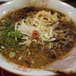 麺屋 ひしお - 紀州湯浅吟醸醤油ラーメン