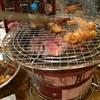 ホルモン職人 - 料理写真:センマイ焼くの初めて。