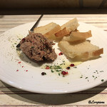 イタリアンバル グラーノドォーロ - 白金豚のリエット