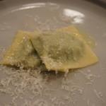 74392771 - トルテッリ(ほうれん草とリコッタチーズ)