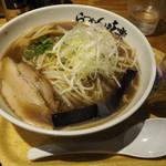 利尻らーめん味楽 - 焼きらーめん(900円)