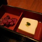 東京 今井屋本店 - 香の物、小鉢