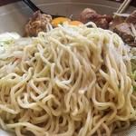 二代目蝦夷 - 麺