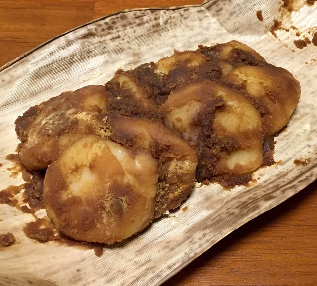 「四季の餅 あめこ「あべ川餅」の画像検索結果