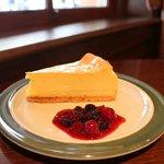 ニューヨーク・デリ - ニューヨークチーズケーキ