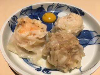 江山楼 長崎中華街新館  - 焼売<えび/肉/いか>