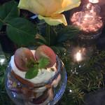 74395184 - 季節のフルーツショートケーキ(756円)
