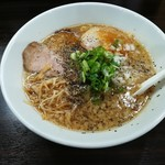 自家製麺 5102 - 保戸野ブラック750円
