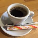 ビストロべっぴん舍 - デミタスコーヒー