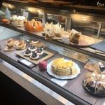 VIVA cafe'sta - ケーキのショーケース