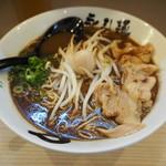 永斗麺 - さんまラーメン 800円
