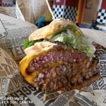 Teddy's Bigger Burgers - 255gパテ