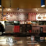 Teddy's Bigger Burgers - 注文カウンター