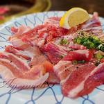 焼肉なんざん - 綾豚バラ