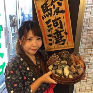 ★〈10月20日〉40種類~魚貝が食べ放題