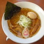 千里 - 醤油ラーメン