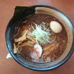 千里 - 魚介醤油ラーメン