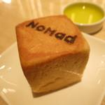NoMad Grill - 店名入りオリジナルパン