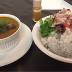 currydinnings garam - 赤カリー