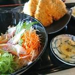 魚がし食堂はま蔵 - 料理写真: