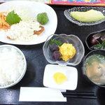 お好み焼定食 ひなた - 料理写真:定食