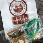 インザバレル - 料理写真:蒸溜所オリジナルおつまみ 10袋入り