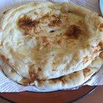 インド・パキスタン料理 ホット・スプーン - ナン