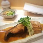濱正 - 銀鱈の煮付け