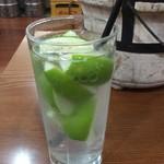 はせ川 - 凍結レモンサワー