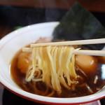 麺処 ほんだ - 麺リフト~