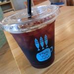 スリーフィッシュコーヒー - 本日のアイスコーヒーはルワンダでした