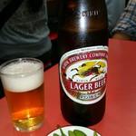 74412303 - ビール大瓶 600円。