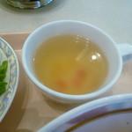 レストランカフェ・地球こうさてん - スープ