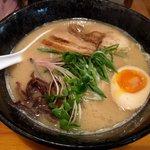 麺食堂 ヨドガワベース - 鶏そば
