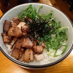麺食堂 ヨドガワベース - 豚めし