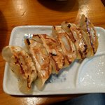 麺食堂 ヨドガワベース - 餃子