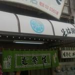 勢川  - のれん